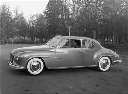 1947 Isotta Fraschini Tipo 8C Monterosa Coupe (Touring)