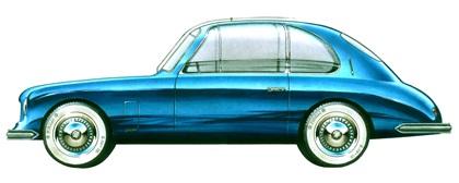 1947 Fiat 1100 Panoramica (Zagato)