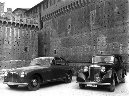 1948 MG 1500 Panoramica (Zagato)
