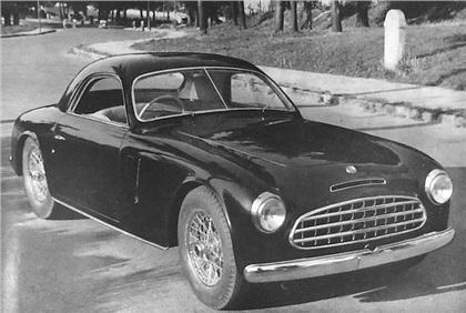 1949 Alfa Romeo 6C 2500 SS Coupe (Ghia)