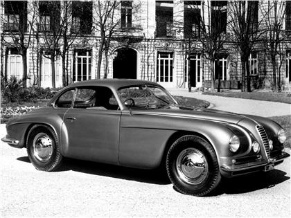 1949 Alfa Romeo 6C 2500 SS Villa d'Este (Touring)