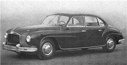 1949 Isotta Fraschini Tipo 8C Monterosa Special Sedan (Touring)