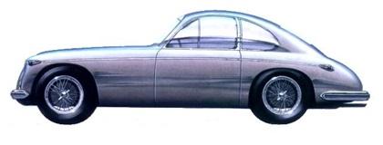 1949 Maserati A6G 1500 Panoramica (Zagato)