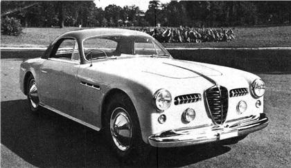 1950 Alfa Romeo 6C 2500 SS Supergioiello (Ghia)