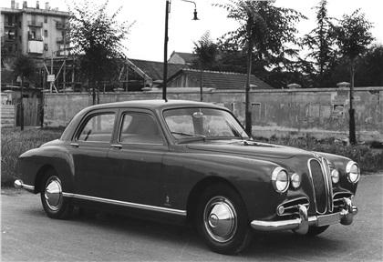 1950 BMW 501 (Pininfarina)