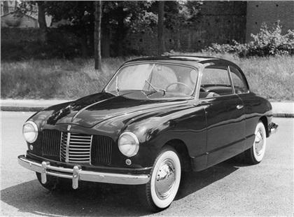 1950 Fiat 1400 Berlinetta (Touring)