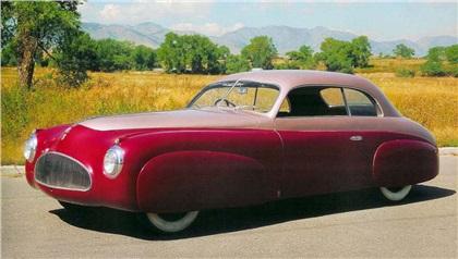 1951 Talbot-Lago T.26 Record Coupe (Ghia)