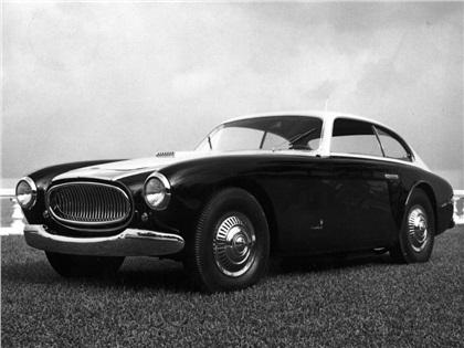 1952 Cunningham C3 Coupe (Vignale)
