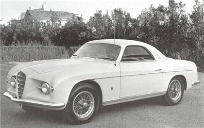 1953 Alfa Romeo 1900 Sprint Supergioiello (Ghia)
