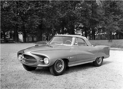 1953 Alfa Romeo 1900C Convertible 'Astral' (Boneschi)