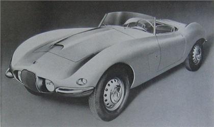 1953 Arnolt Bristol (Bertone)