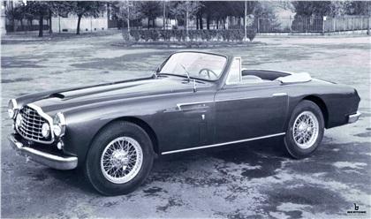 1953 Aston Martin DB2/4 Cabriolet (Bertone)
