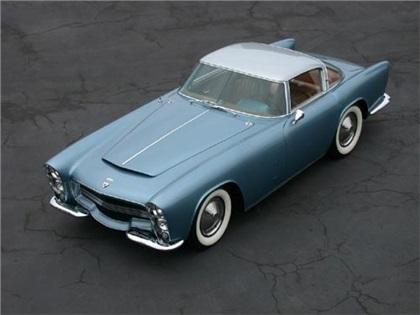 1953 Dodge Zeder (Bertone) - Studios
