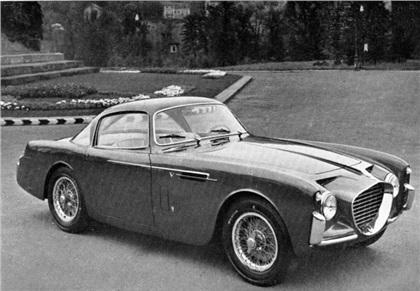 1953 Fiat Siata 8V (Bertone)