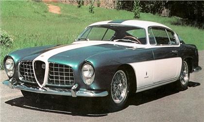 1954 Alfa Romeo 2000 Abarth (Ghia)