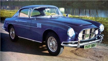 1954 Aston Martin DB 2/4 (Vignale)