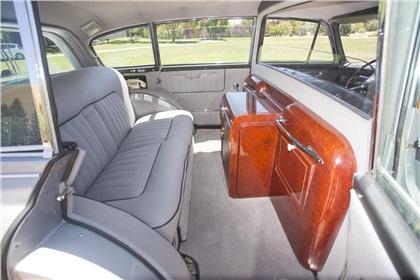 1954 rolls royce silver wraith special saloon vignale studios. Black Bedroom Furniture Sets. Home Design Ideas