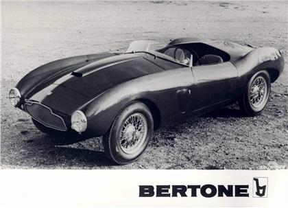 1954 Aston Martin DB2/4 Spider (Bertone)