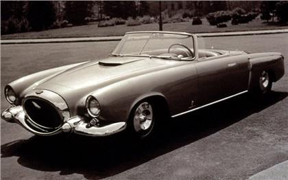 1954 Cadillac PF 200 Cabriolet (Pininfarina)
