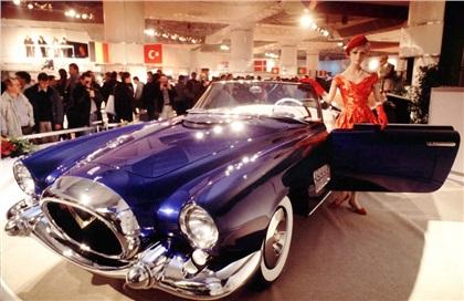Cadillac PF 200 Cabriolet (Pininfarina), 1954 - Essen Motor Show