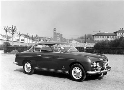 1955 Alfa Romeo 1900 Supergioiello (Ghia)