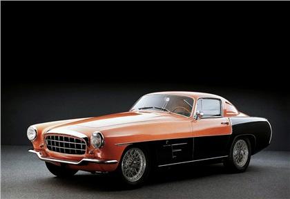 1955 Ferrari 375 MM Coupe Speciale (Ghia)