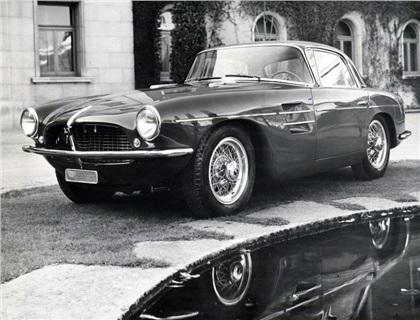 1955 Pegaso Z-103 Berlinetta Hardtop (Touring)