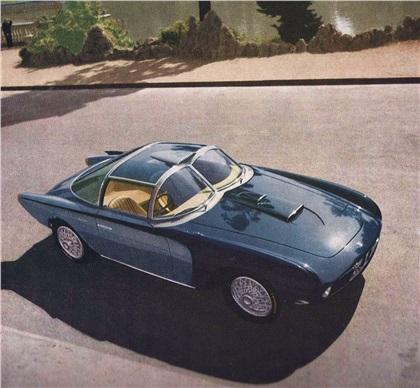 1955 Nardi Raggio Azzurro I (Vignale)
