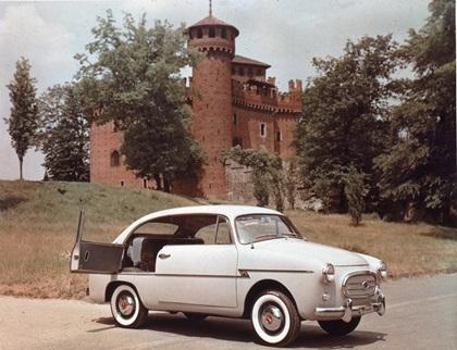1956 Fiat 600 Coupe (Accossato)
