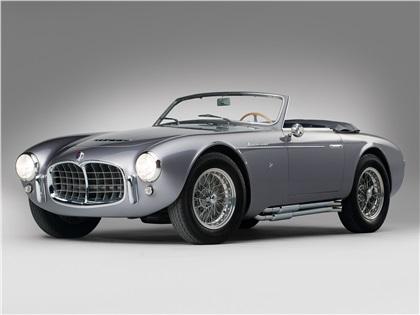 1956 Maserati A6G/2000 Spyder (Frua)
