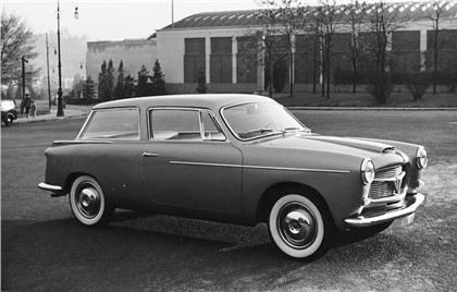 1955 Fiat 1100 TV Speciale (Pininfarina)