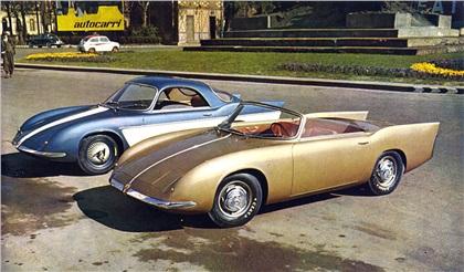 1956 Abarth 750 (Bertone)