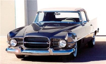 Dual-Ghia Convertible, 1956