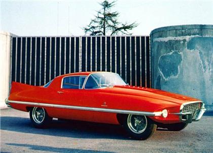 1956 Ferrari 410 Superamerica (Ghia)