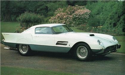 1956 Ferrari 410 Superfast (Pininfarina)