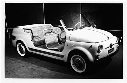 1957 Fiat Jolly (Ghia)