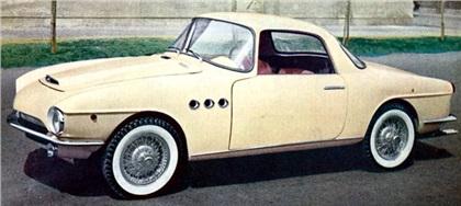 1957 Moretti 1200 Coupe