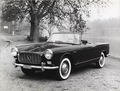 1957 Lancia Appia Convertible (Vignale)