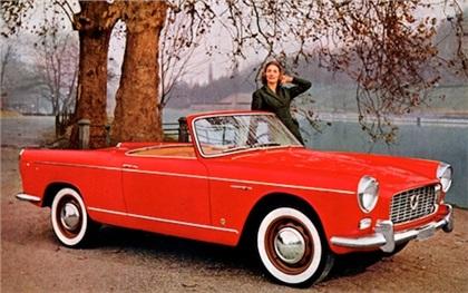 1957 Lancia Appia Convertible (Vignale) - Studios