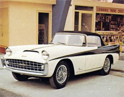 1957 Triumph TR3 Speciale (Vignale)