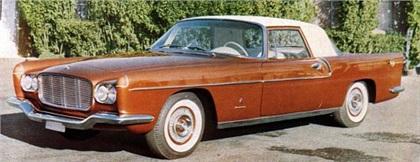 1957 Chrysler 375 Coupe (Ghia)
