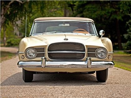 Dual-Ghia Convertible, 1957