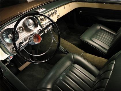 Dual-Ghia Convertible, 1957 - Interior