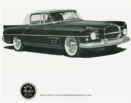1956 Dual-Ghia Convertible (Ghia)