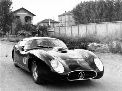 1957 Maserati 450S Coupe (Zagato)
