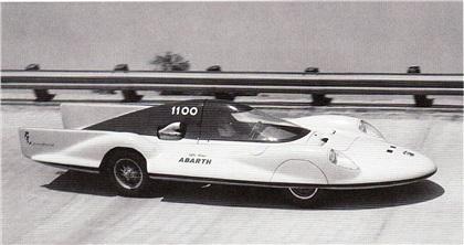 1960 Abarth Monoposto da record (Pininfarina)