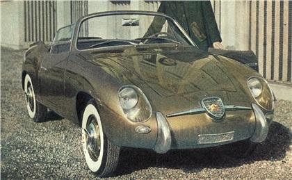 1957 Abarth 750 Spyder (Zagato)