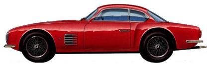 1957 Ferrari 250 GT Lusso (Zagato)