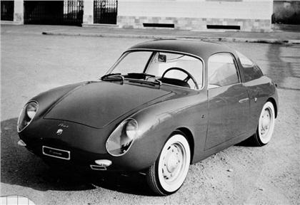 1957 Abarth Fiat 500 GT Coupe (Zagato)