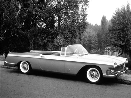 1958 Cadillac Skylight Convertible (Pininfarina)